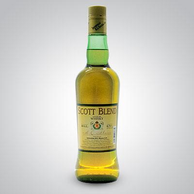 Comprar Licor sabor a whisky