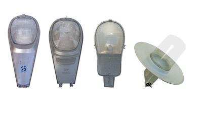 Comprar Luminarias para alumbrado publico