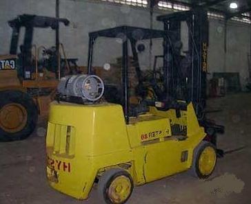 Comprar Montacarga Hyster 3.5 toneladas s80