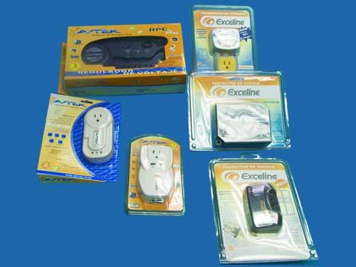 Comprar Dispositivos de protección contra sobretensiones