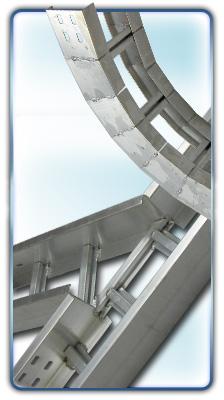 Comprar Bandejas Portacables de Aluminio
