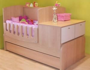 cama cuna centro mueble
