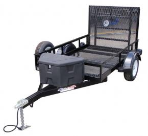 Comprar Remolques otros, Custom ATV1 Pintado
