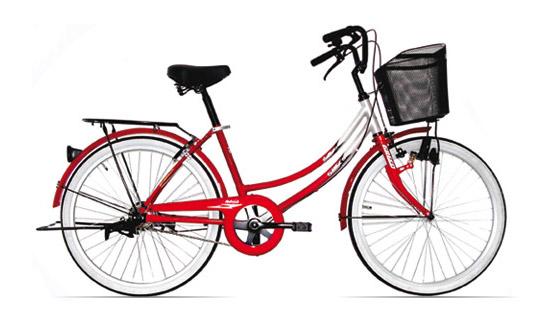 Comprar Bicicletas, Andreina