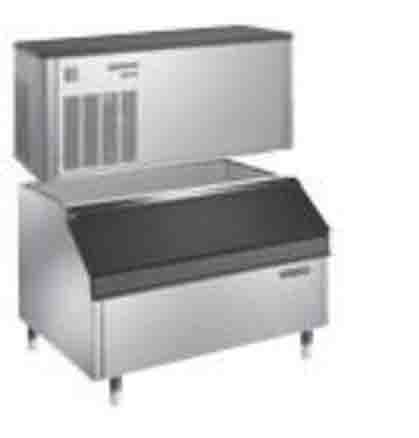 Comprar Maquinas de hielo cubo cilindrico solido gourmet modulares