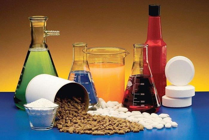 Comprar Productos Químicos, diferente