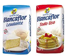 "Harina de trigo ""Blancaflor"""
