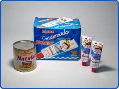 Condensada tubo natulac