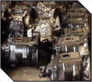 Piezas de repuesto para camiones, Transmisiones