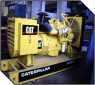 Generadores electricos Caterpillar