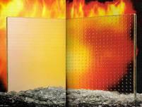 Vidrio de protección contra el fuego Vassallo