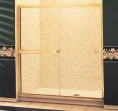 Puertas de baño corredizo