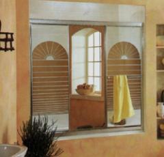 Puertas de baño trebol