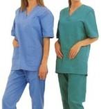 Uniformes área salud