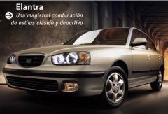 Automóviles, clase media Elantra