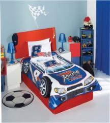Ropa de cama para los infantil Edredón Racing