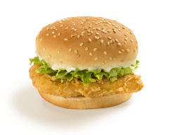 Sándwich de pollo original
