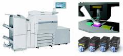 Equipos multifunción Image Press C1+  Imprenta