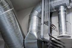 Tubos para Ventilación