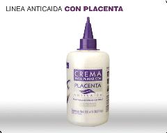 Para cabellos débiles y sin brillo Con Placenta de