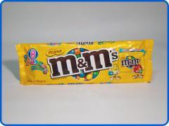 M&m peanut fun