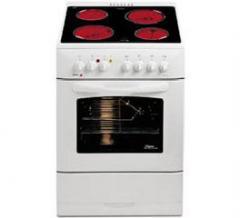 Cocina vitrocerámica 60 cm con horno eléctrico