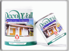 Pinturas Decowall colores 2000