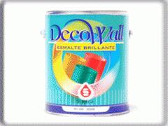 Esmalte alquídico Decowall esmalte