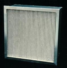 Equipo ventilación, Alum