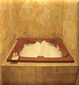 Jacuzzis para recibir un masaje anti-stres