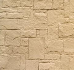 Revestimiento de paredas Total stone piedra caliza