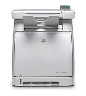 Multifuncional HP Color LaserJet CM1015 MFP