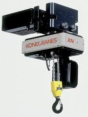 Polipastos de cadena electricos XN