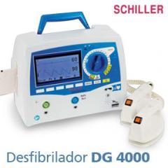 Desfibrilador DG 4000 Schiller