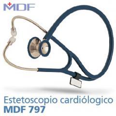 Estetoscopio cardiológico clásico 797 MDF