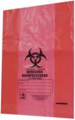 Bolsas para recolectar desechos peligrosos