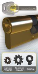 Mecanismo de cilindro