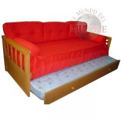 Diván cama completo