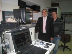Equipos, para la radiodifusión interactiva