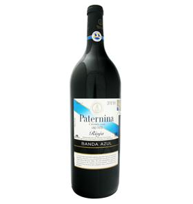 Vino Tinto Paternina banda azul