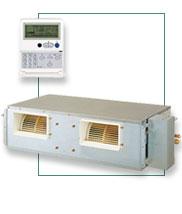 Aire acondicionado tipo ducto