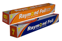 Papel de aluminio, Raymond Foil