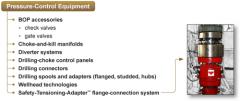 Componentes para el Equipo de Petróleo y Gas