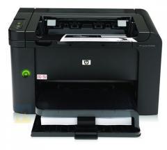 Impresora LaserJet HP P1606DN Monocromática