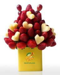 Frutas composición