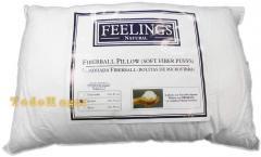 Almohada Feelings natural fiberbal Queen (50x70cm)