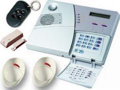 Kit visonic de alarma con accesorios