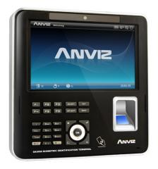 Terminales biométricos de control de acceso OA3000