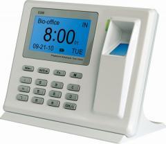 Control de Asistencia Biométrico D-200