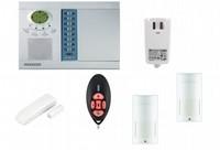 Equipo para la seguridad, Kit alarma inalámbrica